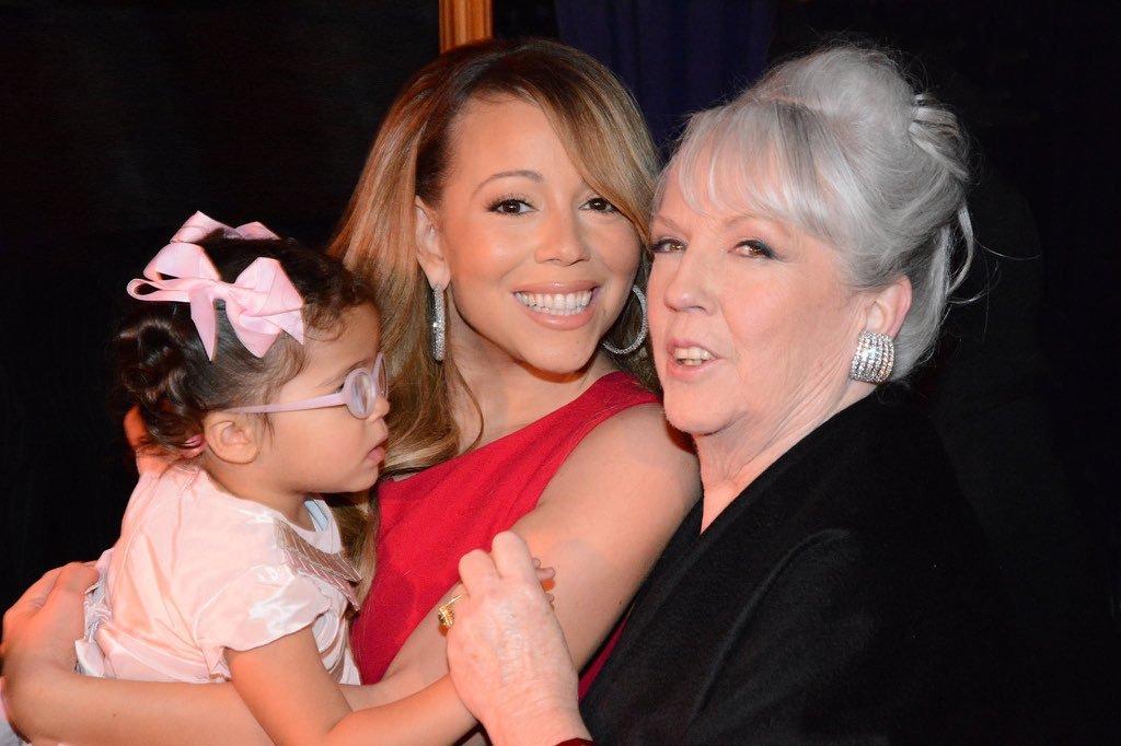 Mariah Carey Patricia Carey