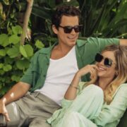 Matt Bomer and Ashley Benson's Bomer X Benzo