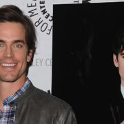 "Matt Bomer at the Paley Center For Media Presents ""White Collar"""