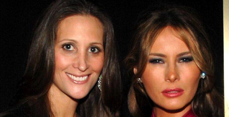 Melania and Me, former senior advisor to Melania Trump, Stephanie Winston