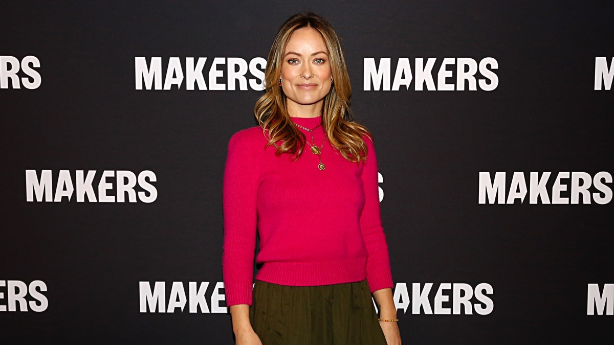 Olivia Wilde The 2020 MAKERS Conference - Day Two