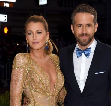 """Ryan Reynolds and Blake Lively """"Rei Kawakubo/Comme des Garcons: Art Of The In-Between"""" Costume Institute Gala - Arrivals"""