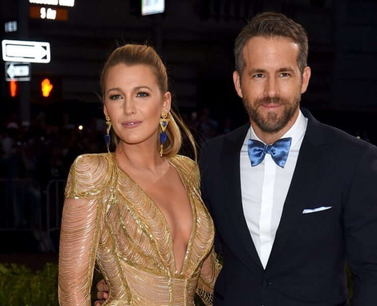 "Ryan Reynolds and Blake Lively ""Rei Kawakubo/Comme des Garcons: Art Of The In-Between"" Costume Institute Gala - Arrivals"