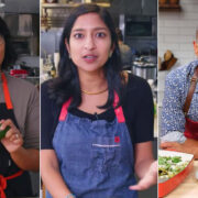 Sohla El-Waylly, Priya Krishna, and Rick Martinez Exit Bon Appétit's Test Kitchen