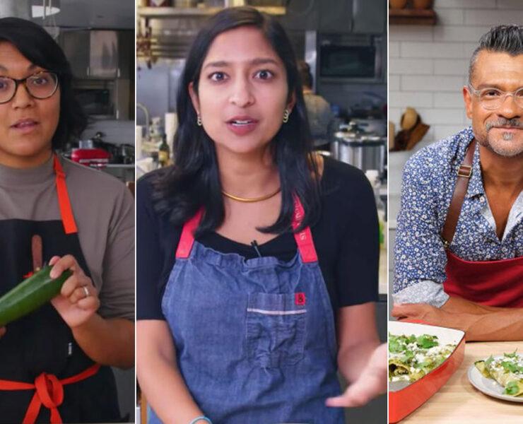 Sohla El-Waylly, Priya Krishna, and Rick Martinez Exit Bon Appétit's Test Kitchen