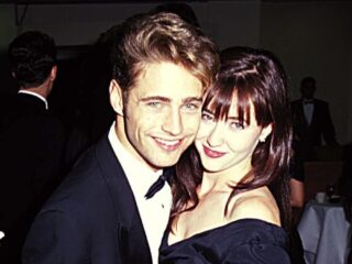 Jason Priestley Gives Update on Shannen Doherty's Health