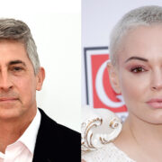Alexander Payne and Rose McGowan