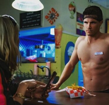 Robbie Amell in The Babysitter: Killer Queen