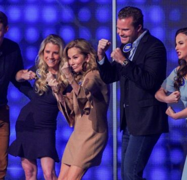 Ben Wierda Gives New Meaning to Moose Knuckle on Family Feud