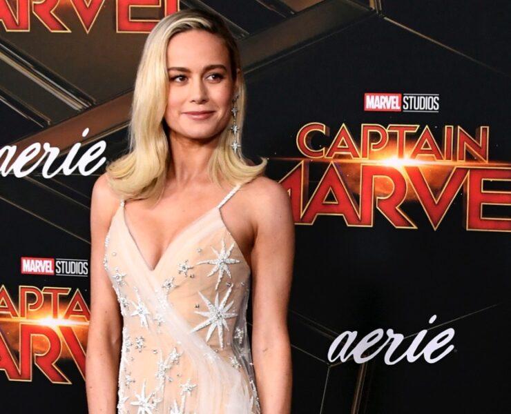 """Brie Larson Marvel Studios """"Captain Marvel"""" Premiere - Arrivals"""