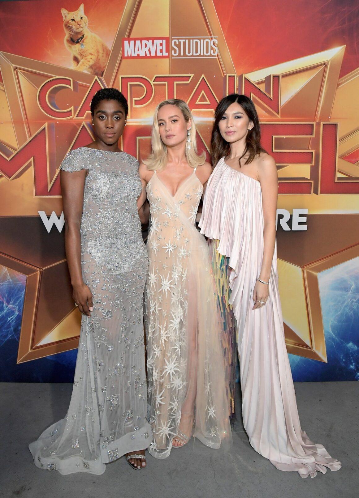"Brie Larson Los Angeles World Premiere Of Marvel Studios' ""Captain Marvel"""