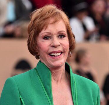 Carol Burnett 22nd Annual Screen Actors Guild Awards - Red Carpet