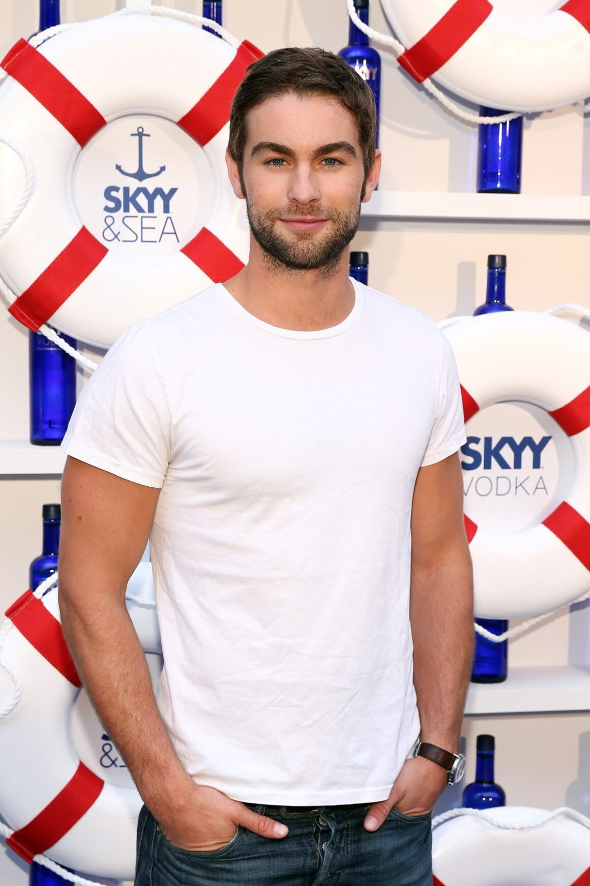 Chace Crawford 2013 Governors Ball Music Festival Official Kick Off Party Hosted By SKYY Vodka