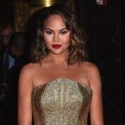 Chrissy Teigen City Harvest's 23rd Annual Evening Of Practical Magic - Arrivals