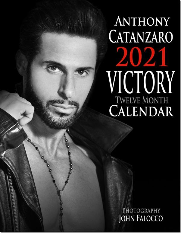 Anthony Catanzaro 2021 Calendar