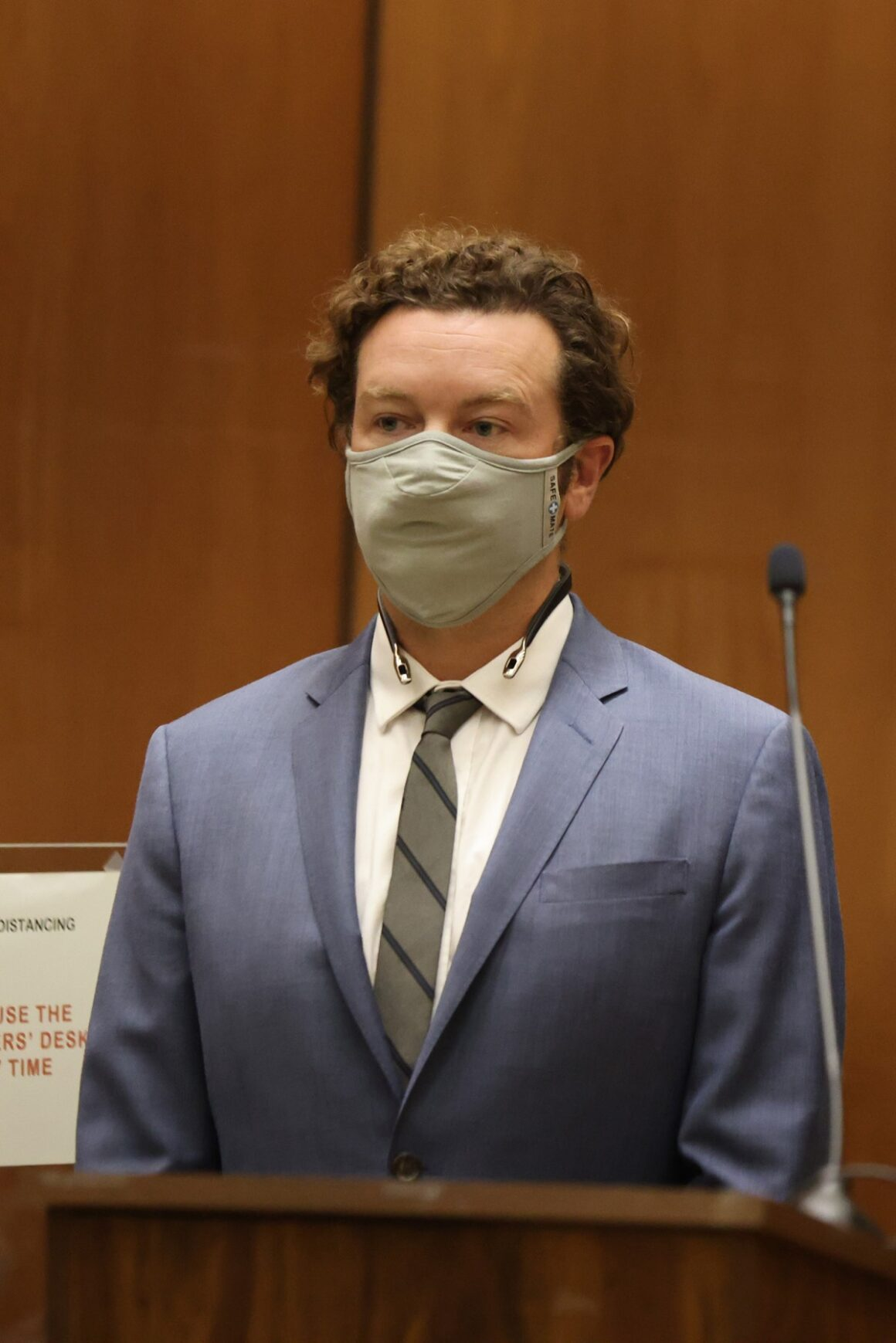 Actor Danny Masterson Charged With Rape