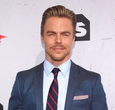 Derek Hough iHeartRadio Music Awards - Arrivals