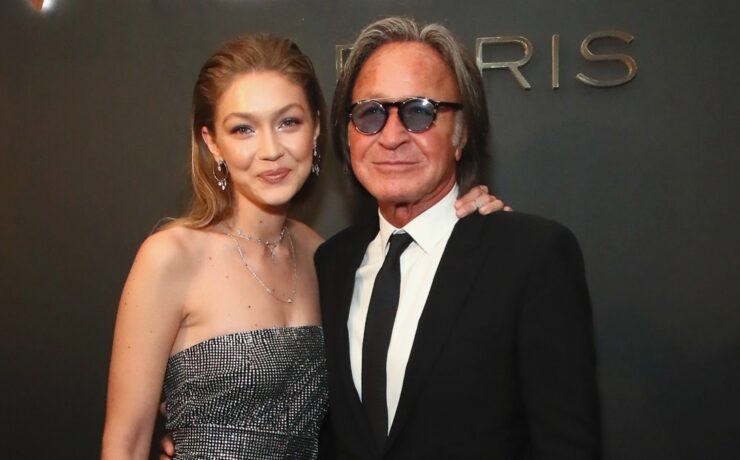 Gigi and Mohamed Hadid MESSIKA Party, NYC Fashion Week Spring/Summer 2019 Launching Of The Messika By Gigi Hadid New Collection