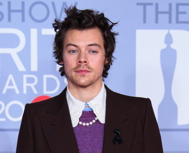 Harry Styles The BRIT Awards 2020 - Red Carpet Arrivals