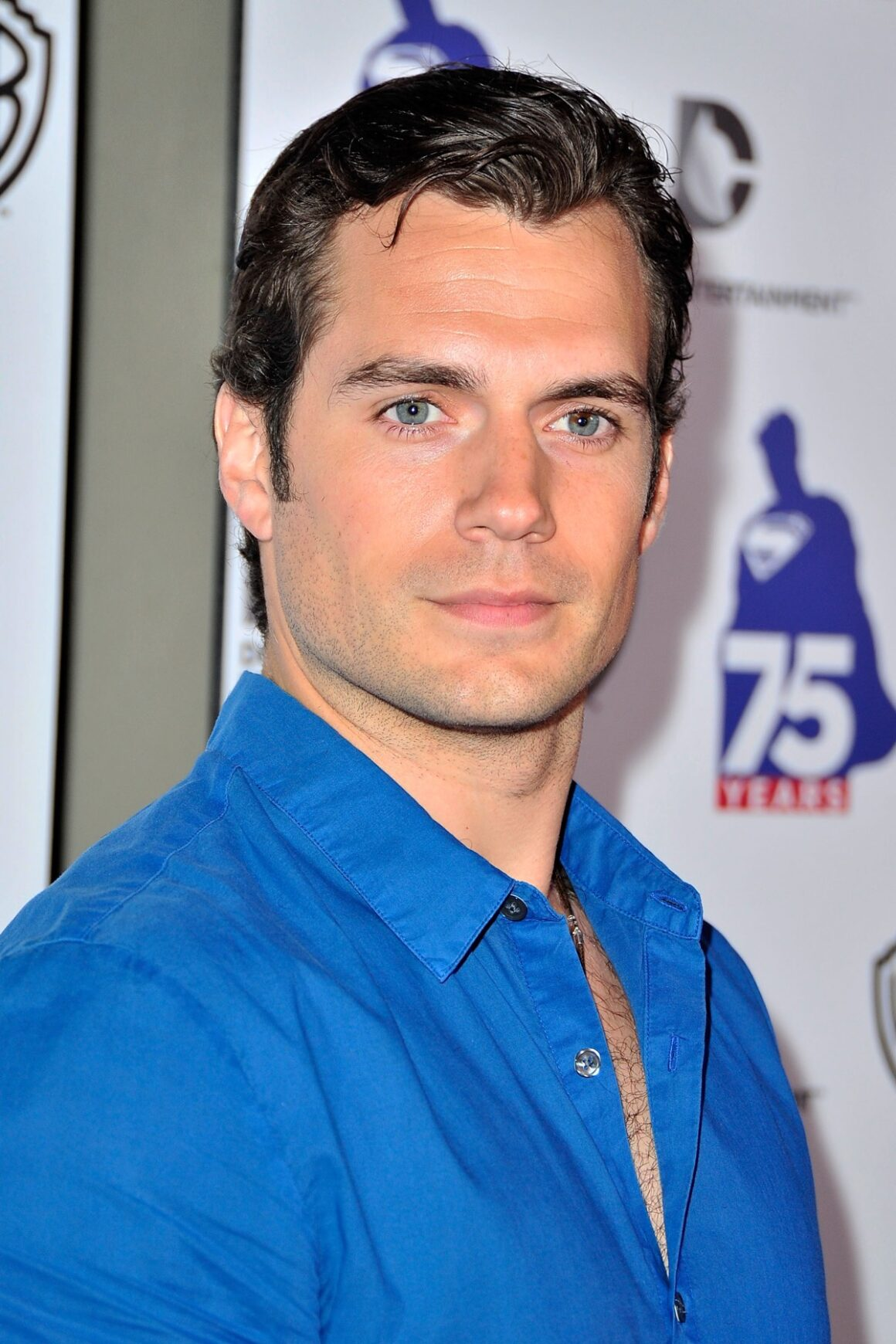 Henry Cavill DC Entertainment And Warner Bros. Host Superman 75 Party At San Diego Comic-Con