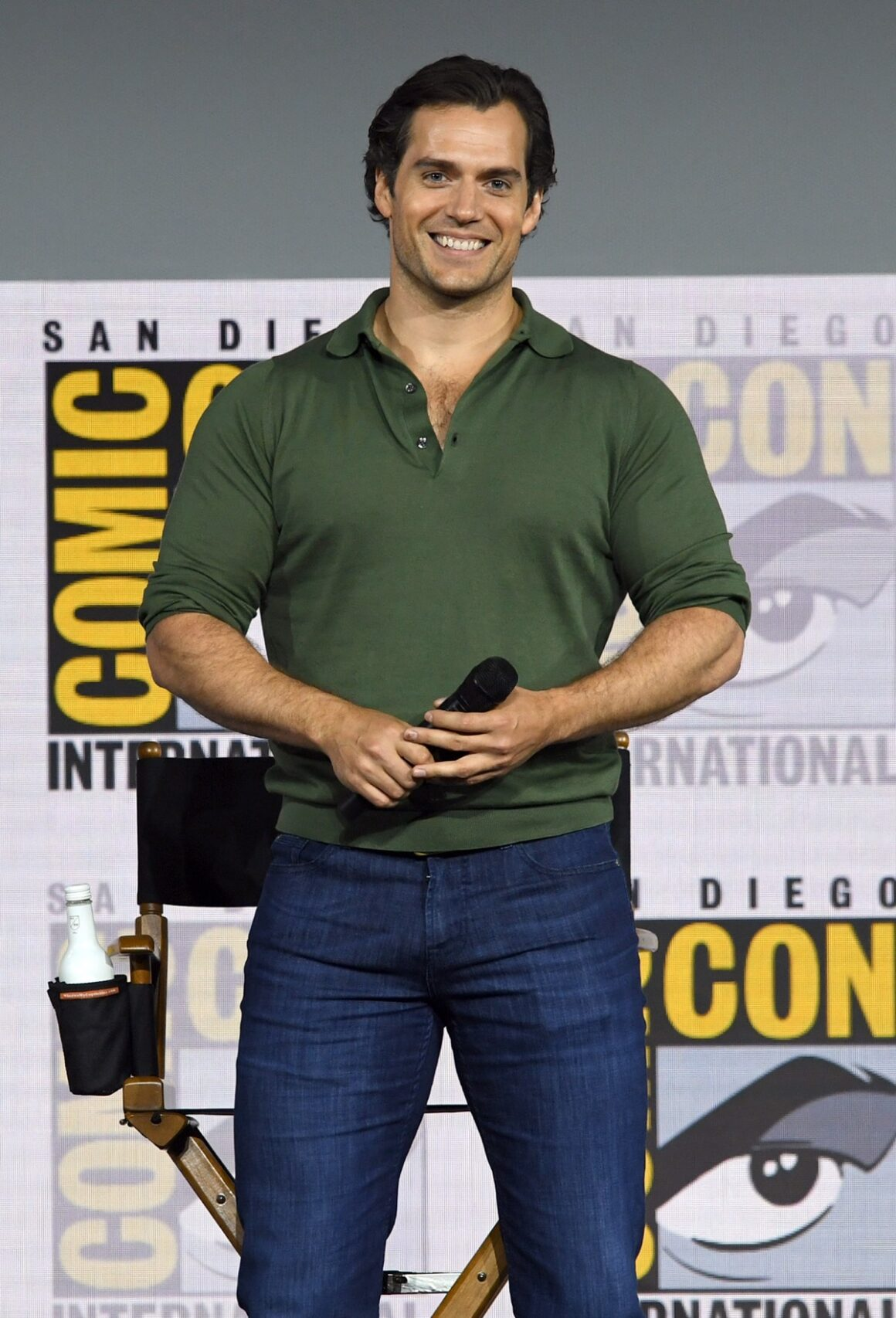 "Henry Cavill 2019 Comic-Con International - ""The Witcher"": A Netflix Original Series Panel"