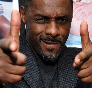"Idris Elba W Magazine Celebrates The ""Best Performances"" Portfolio And The Golden Globes With Cadillac And Dom Perignon"