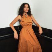 Indya Moore at Jason Wu - September 2020 - New York Fashion Week: The Shows