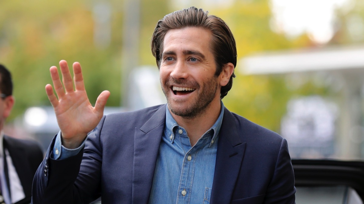 Jake Gyllenhaal 'Stronger' Press Conference - 13th Zurich Film Festival