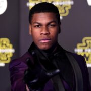 "John Boyega Premiere Of Walt Disney Pictures And Lucasfilm's ""Star Wars: The Force Awakens"" - Arrivals"