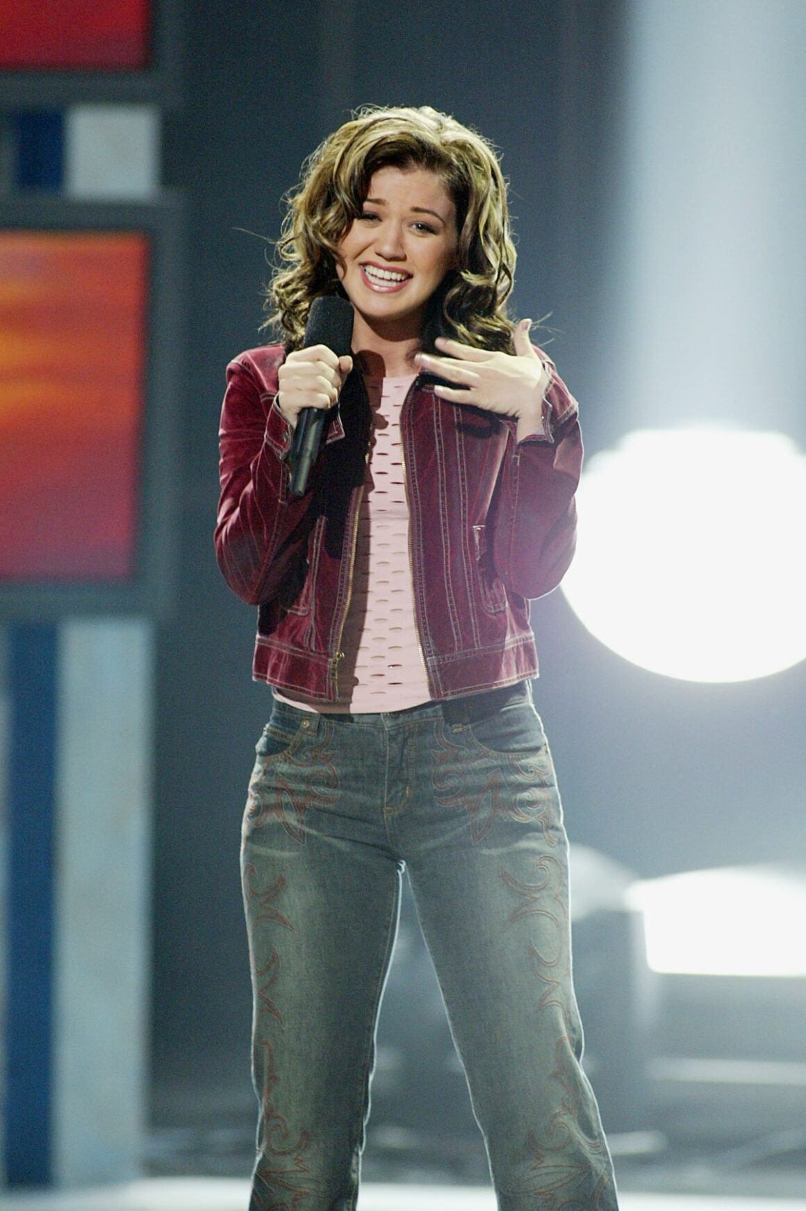 Kelly Clarkson American Idol Finale-Show