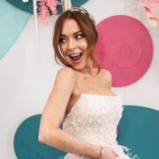 Lindsay Lohan Attends 2019 Melbourne Cup Day