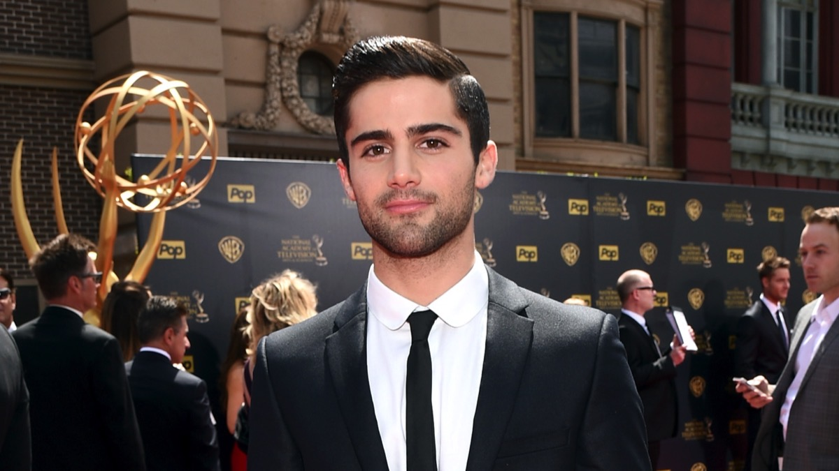 Max Ehrich The 42nd Annual Daytime Emmy Awards - Red Carpet