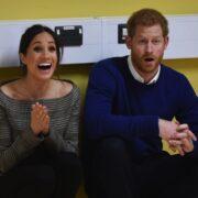 Prince Harry and Meghan Markle Prince Harry And Meghan Markle Visit Star Hub
