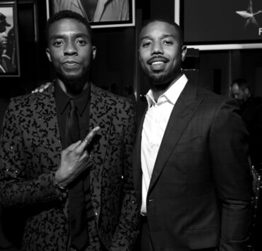 Chadwick Boseman and Michael B. Jordan 47th AFI Life Achievement Award Honoring Denzel Washington - Inside