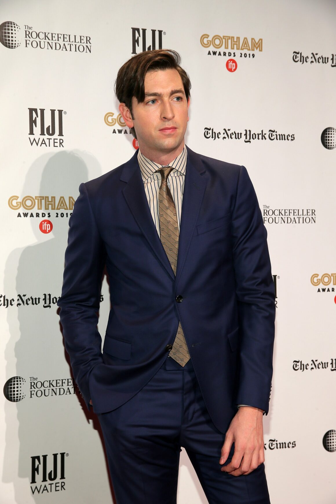 Nicholas Braun IFP's 29th Annual Gotham Independent Film Awards - Red Carpet