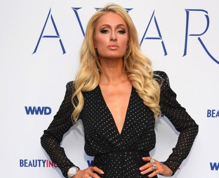 Paris Hilton 2019 WWD Beauty Inc Awards