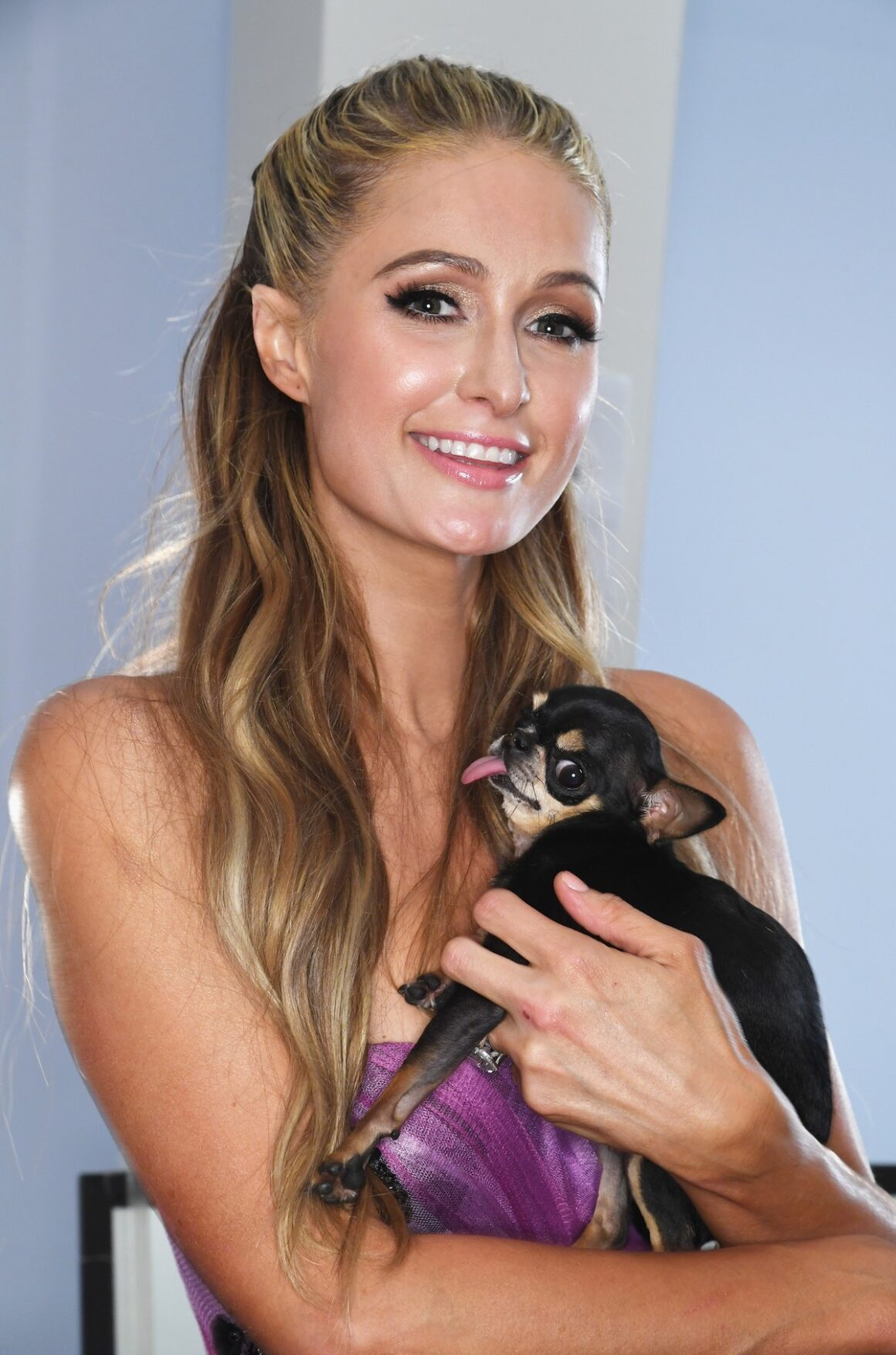 Paris Hilton Marco Marco Debuts Collection Seven With Style Fashion Week