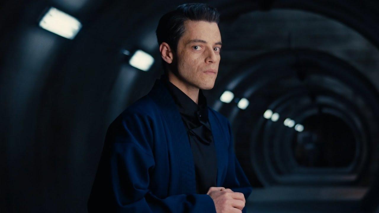Meet Rami Malek's No Time to Die Villain Safin