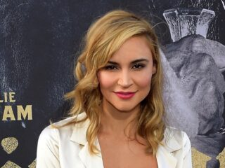 "Samaire Armstrong Premiere Of Warner Bros. Pictures' ""King Arthur: Legend Of The Sword"" - Arrivals"