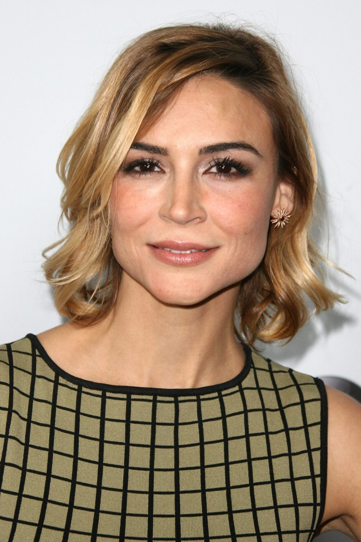 Samaire Armstrong Disney ABC Television Group's 2014 Winter TCA Party - Arrivals