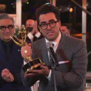 Dan Levy 2020 Emmys