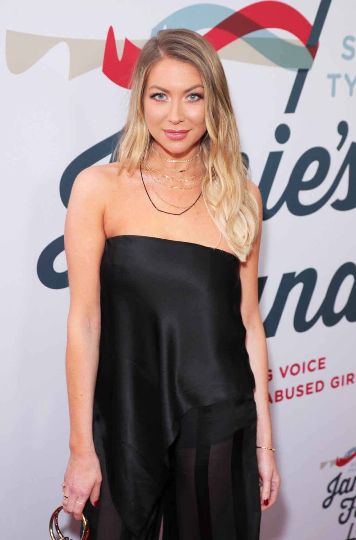 Stassi Schroeder Steven Tyler's Third Annual GRAMMY Awards Viewing Party To Benefit Janie's Fund Presented By Live Nation - Red Carpet