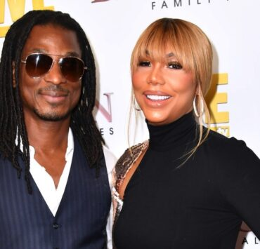 "David Adefeso and Tamar Braxton WE tv Celebrates The Premiere Of ""Braxton Family Values"""