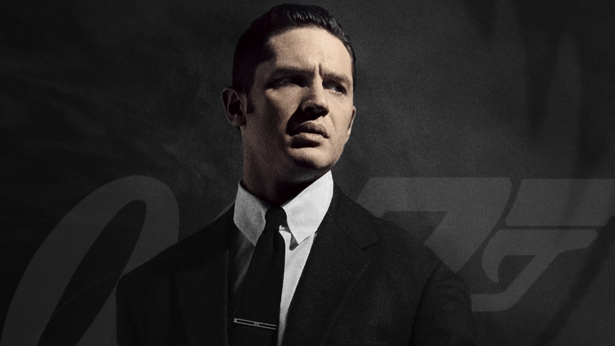 Tom Hardy James Bond