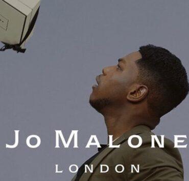 John Boyega Jo Malone