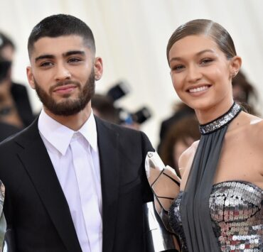 "Gigi Hadid and Zayn Malik ""Manus x Machina: Fashion In An Age Of Technology"" Costume Institute Gala"