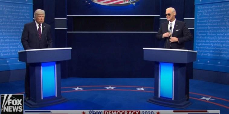 SNL Took on the Debate
