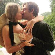 Alex Pettyfer Marries Model Toni Garm