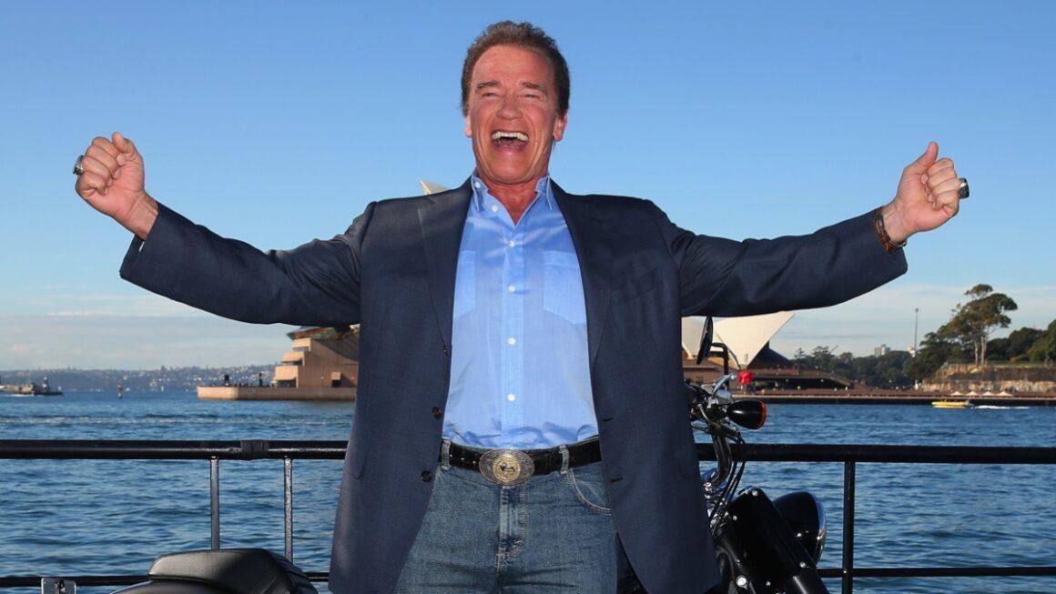 "Arnold Schwarzenegger ""Terminator Genisys"" - Sydney Photo Call"