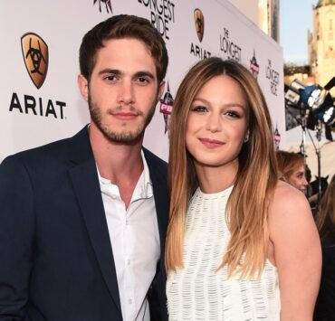 "Blake Jenner and Melissa Benoist Premiere Of Twentieth Century Fox's ""The Longest Ride"" - Red Carpet"